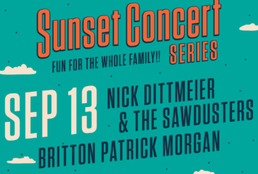 September 13th Sunset Concert Series